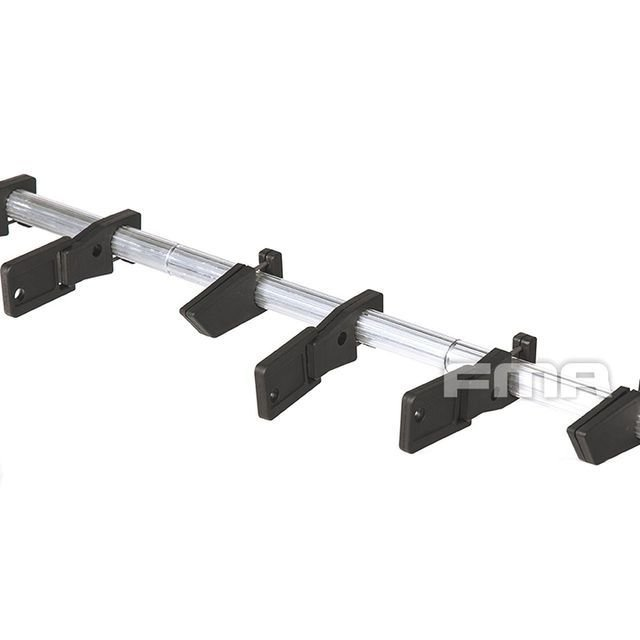 G Accessories Rack/ポータブルガンラック 30in (Adjustable version)  FMA製|airsoftclub|02