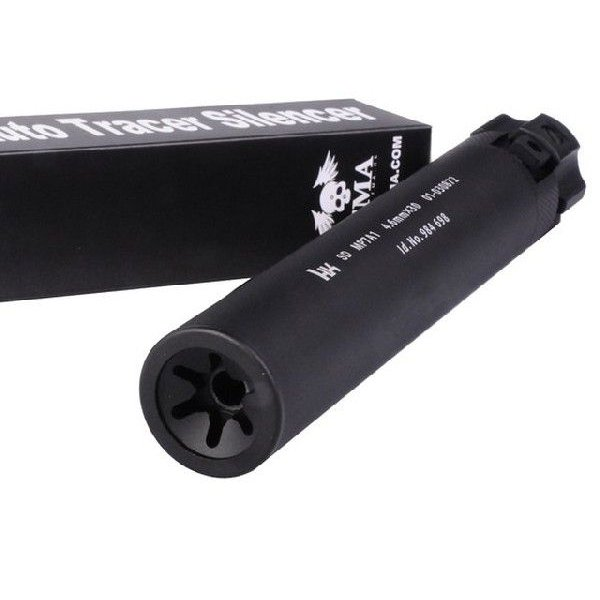 フルオートトレーサー (BB弾発光装置) MP7専用 ハイダー付  FMA製|airsoftclub|02