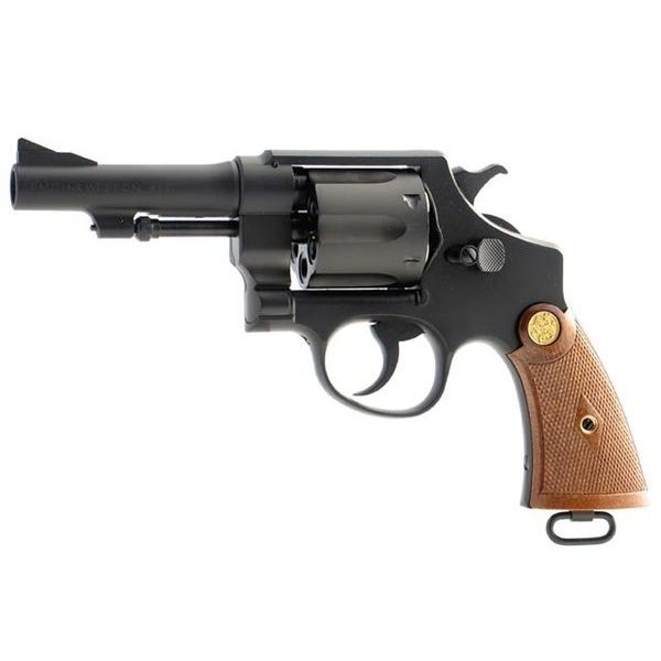 S&W M1917 .455 4in ガスガン タナカ製 - お取り寄せ品