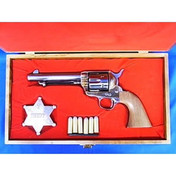 SAA 1st law&order 5in ビンテージジュピター/F モデルガン タナカ製 - お取り寄せ品