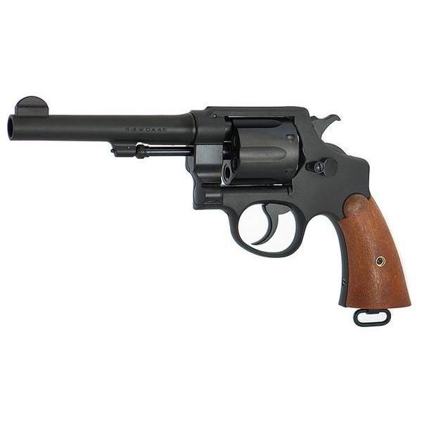 S&W M1917 5.5in HW ガスガン タナカ製 - お取り寄せ品