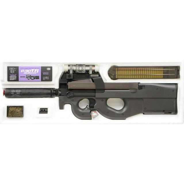 P90 TR  STD電動ガン  東京マルイ製 - お取り寄せ品 airsoftclub 02