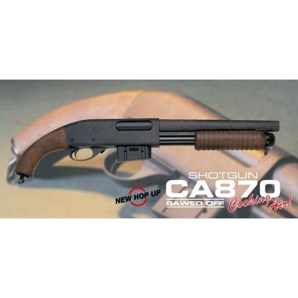 CA870 SAWED OFF (エアーコッキング ショットガン)  マルゼン製 - お取り寄せ品|airsoftclub|03