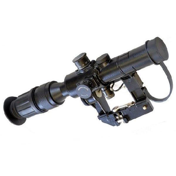 SVD 4X26 AKライフルスコープ OPT-Crew製
