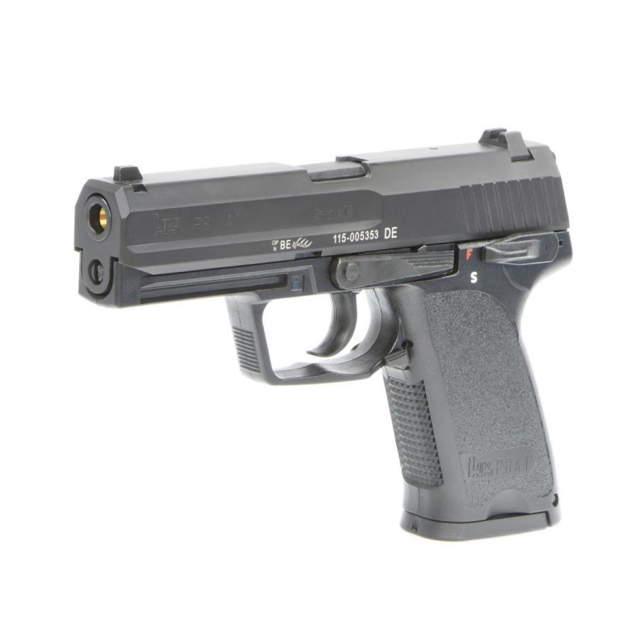 H&K P8A1 ガスガンピストル CerakoteLimited (BK) VFC/Umarex製