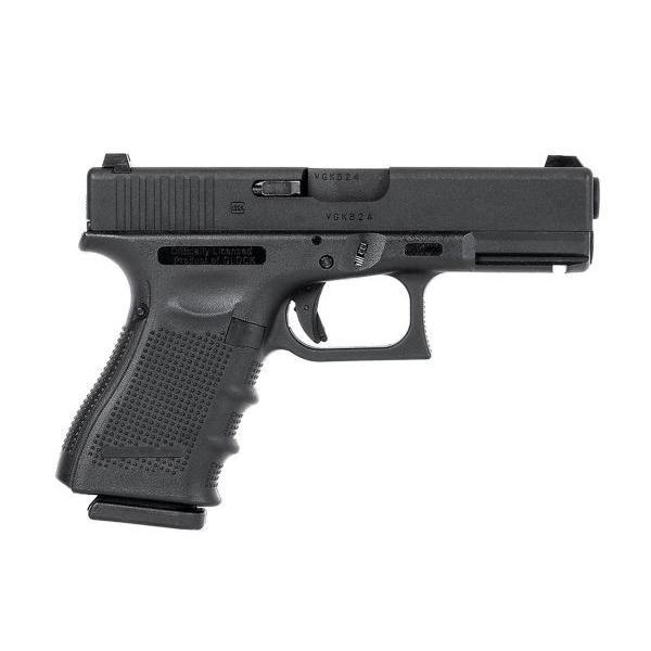 GlockAirsoft G19 Gen.4 ガスガン (BK)[2.6456-UXA]  Umarex製 airsoftclub 02