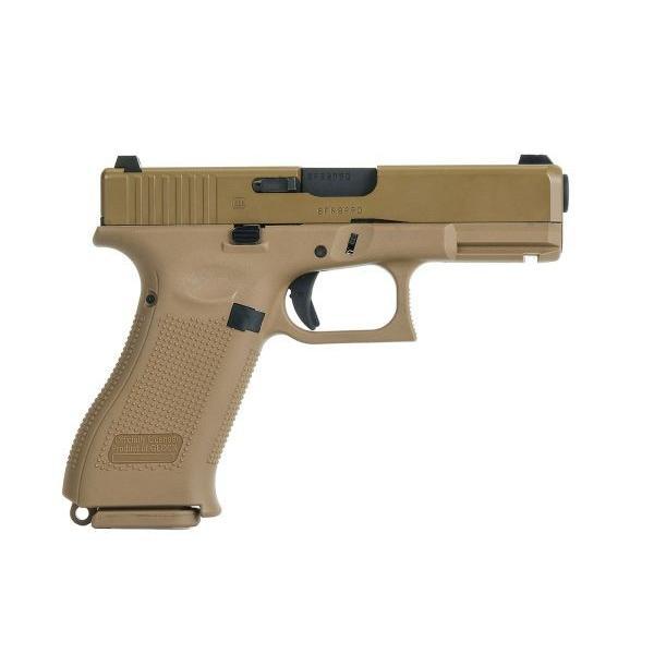 GlockAirsoft G19X ガスガン (Coyote) [2.6459-UXA]  Umarex製|airsoftclub|02