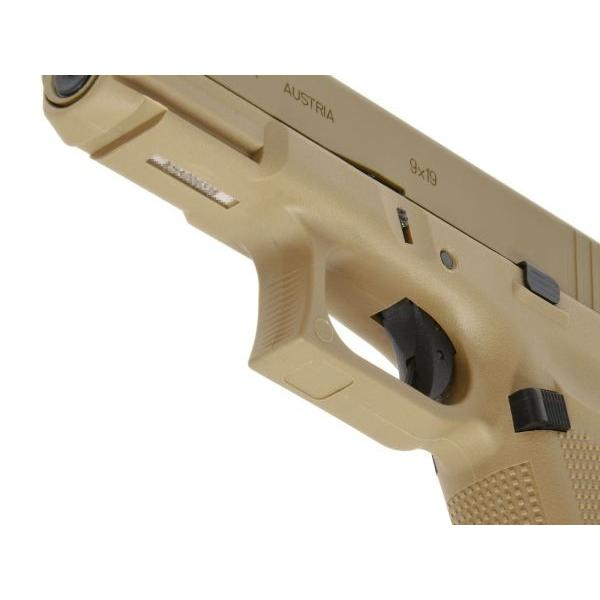 GlockAirsoft G19X ガスガン (Coyote) [2.6459-UXA]  Umarex製|airsoftclub|11