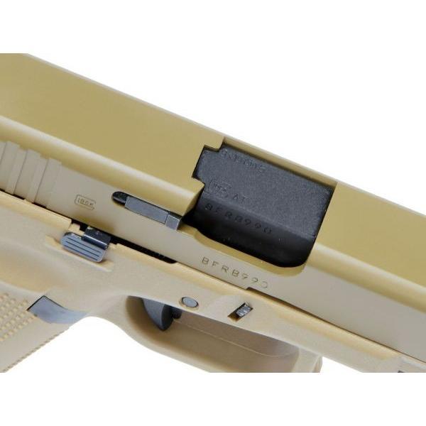 GlockAirsoft G19X ガスガン (Coyote) [2.6459-UXA]  Umarex製|airsoftclub|12