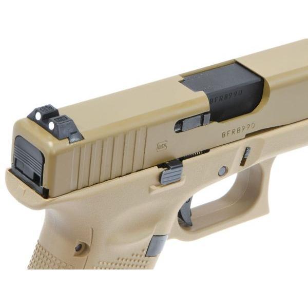 GlockAirsoft G19X ガスガン (Coyote) [2.6459-UXA]  Umarex製|airsoftclub|13