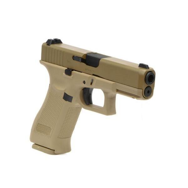 GlockAirsoft G19X ガスガン (Coyote) [2.6459-UXA]  Umarex製|airsoftclub|03