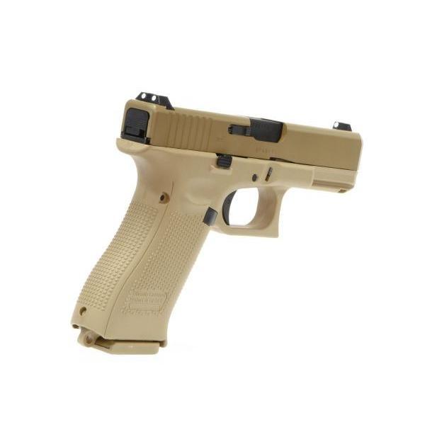 GlockAirsoft G19X ガスガン (Coyote) [2.6459-UXA]  Umarex製|airsoftclub|04