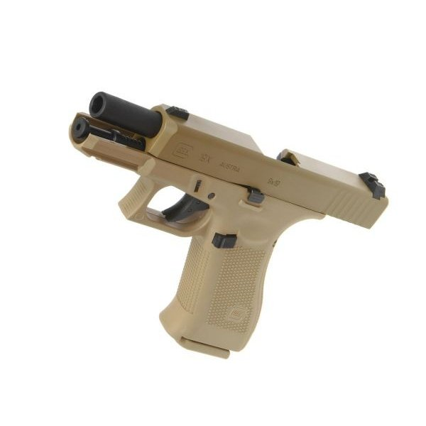 GlockAirsoft G19X ガスガン (Coyote) [2.6459-UXA]  Umarex製|airsoftclub|05