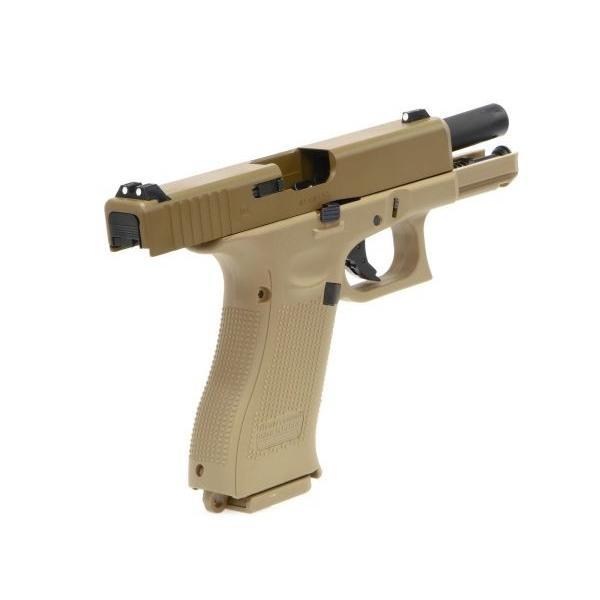 GlockAirsoft G19X ガスガン (Coyote) [2.6459-UXA]  Umarex製|airsoftclub|06