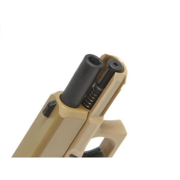 GlockAirsoft G19X ガスガン (Coyote) [2.6459-UXA]  Umarex製|airsoftclub|08
