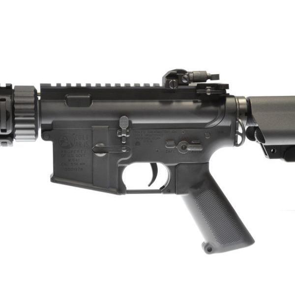 Colt Mk12Mod1(LMTストック OPSサプレッサー付) DX 電動ガン    VFC製|airsoftclub|04