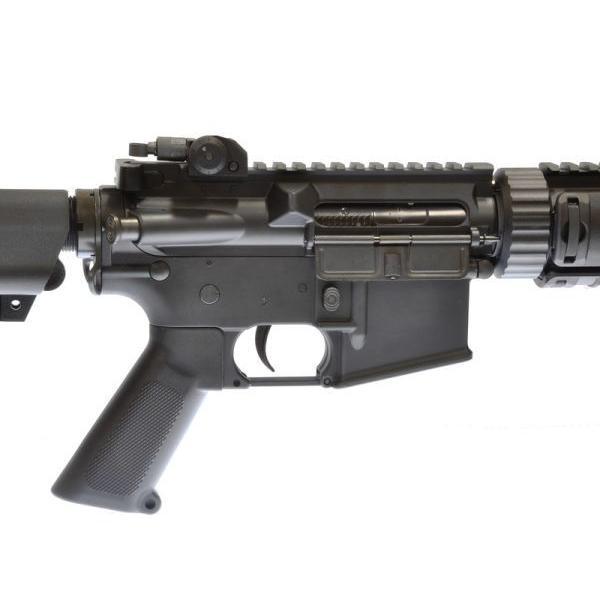 Colt Mk12Mod1(LMTストック OPSサプレッサー付) DX 電動ガン    VFC製|airsoftclub|05