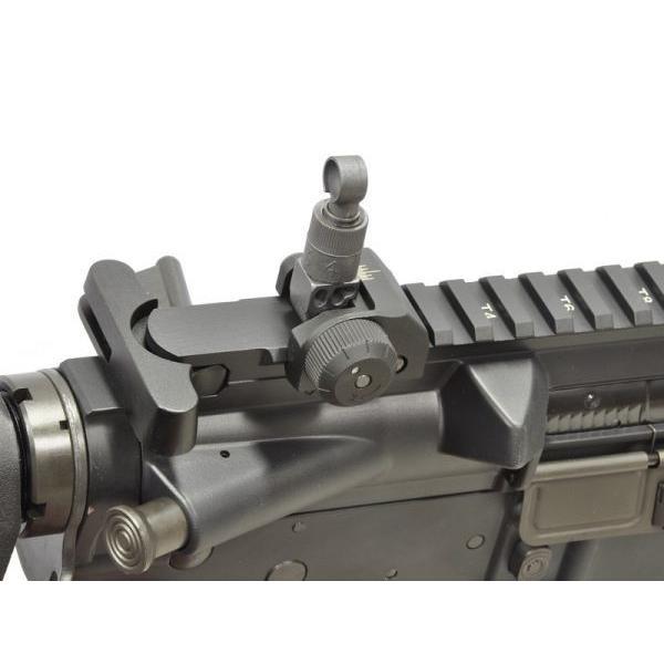 Colt Mk12Mod1(LMTストック OPSサプレッサー付) DX 電動ガン    VFC製|airsoftclub|06