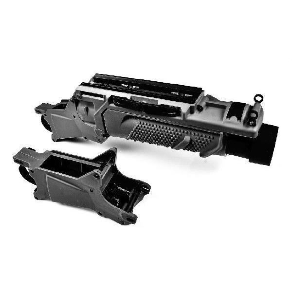 Mk13 EGLM STD (SCAR-L/H アダプター付) BK VFC製