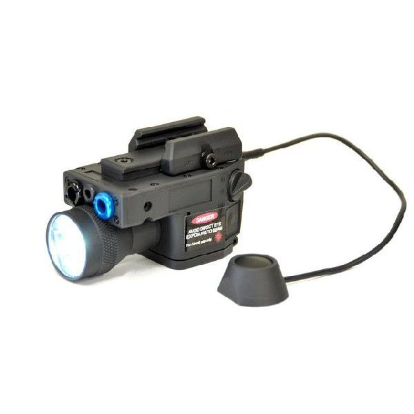 VLM-01 エイミングライトモジュール (LED)  VFC製 airsoftclub 03