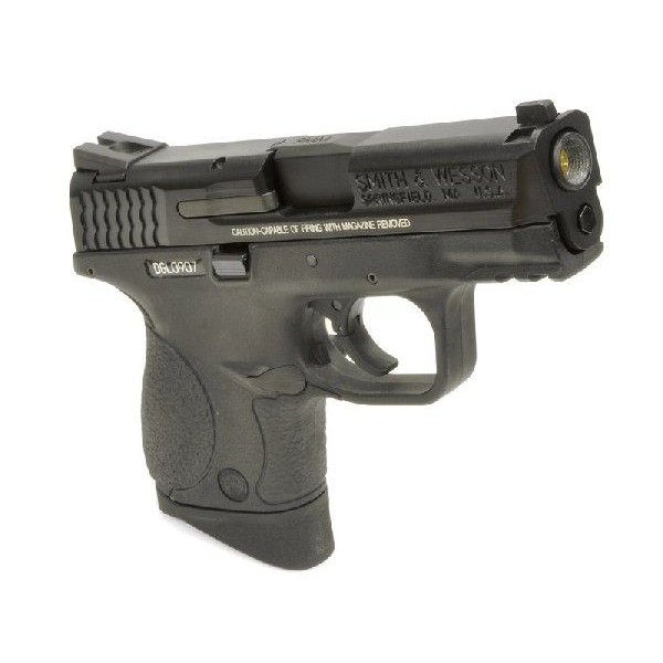 M&P Compact DX (Limited Ver.) BK WE-Tech製