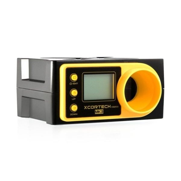 X3200 Mk3 高性能弾速計 (メモリー機能/サイクル計測)  XcorTech製 airsoftclub