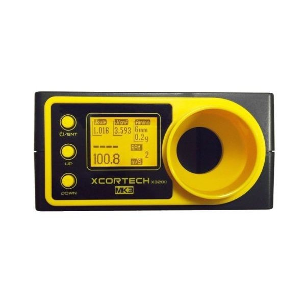 X3200 Mk3 高性能弾速計 (メモリー機能/サイクル計測)  XcorTech製 airsoftclub 03