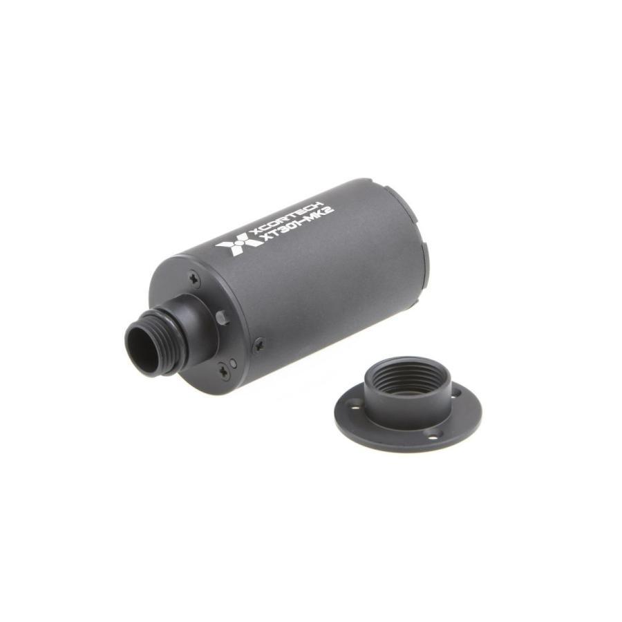 XT301Mk2 高輝度UVコンパクトトレーサー (11mm正ネジ/14mm逆ネジアタッチメント付/27*61mm)  XcorTech製 airsoftclub 03