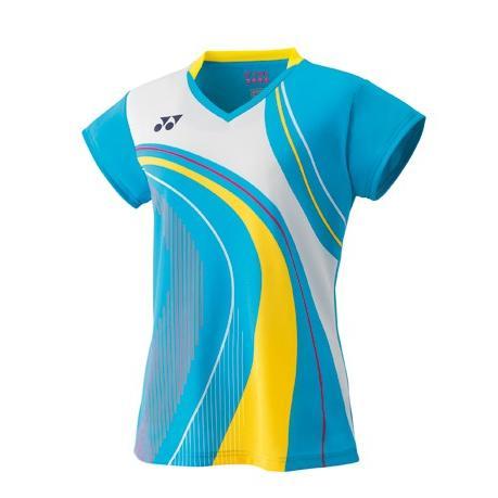 ヨネックス YONEX 20472 ウィメンズゲームシャツ テニス・バドミントン ウェア(レディース) マリンブルー