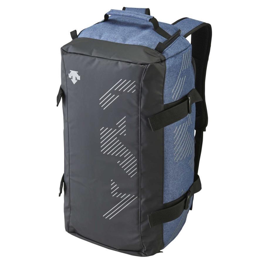 デサント DESCENTE DMAOJA80 ZERO STYLE ダッフルバッグ マルチトレーニング バッグ ネイビー杢