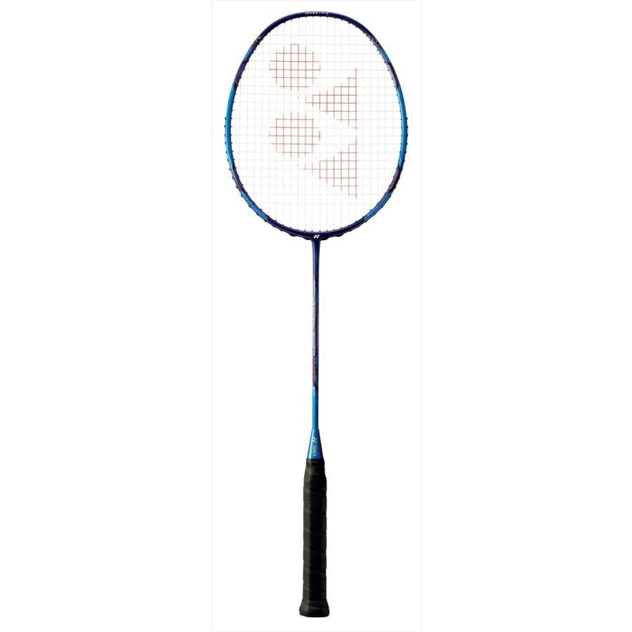 ヨネックス YONEX NR900 ナノレイ900 バドミントン ラケット ブルー/ネイビー