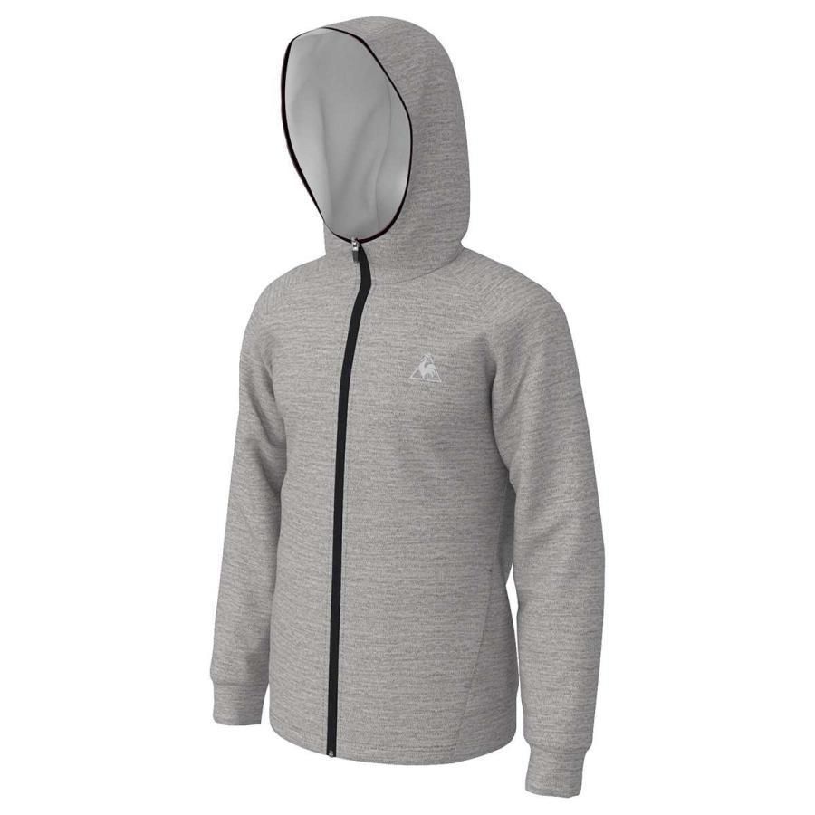 ルコック le coq sportif QMMOJF42 スウェットジャケット マルチトレーニング ウェア(メンズ) 杢グレー
