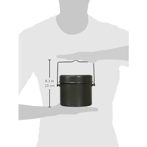 キャプテンスタッグ(CAPTAIN STAG) バーベキュー BBQ用 炊飯器 林間丸型ハンゴー 4合炊きM-5546|aito-create|02