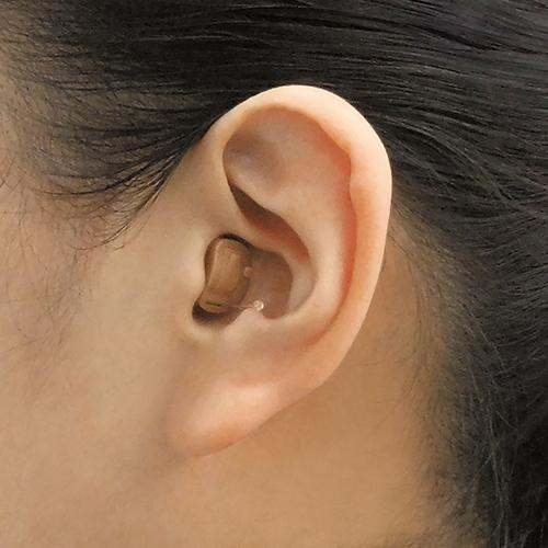 セットでお得!替え電池2パックプレゼント中!(外付) ONKYO オンキヨー/小型 耳あな型 耳穴型 補聴器 ハウリング抑制/左右両耳セット OHS-D21LR|ajewelry|04