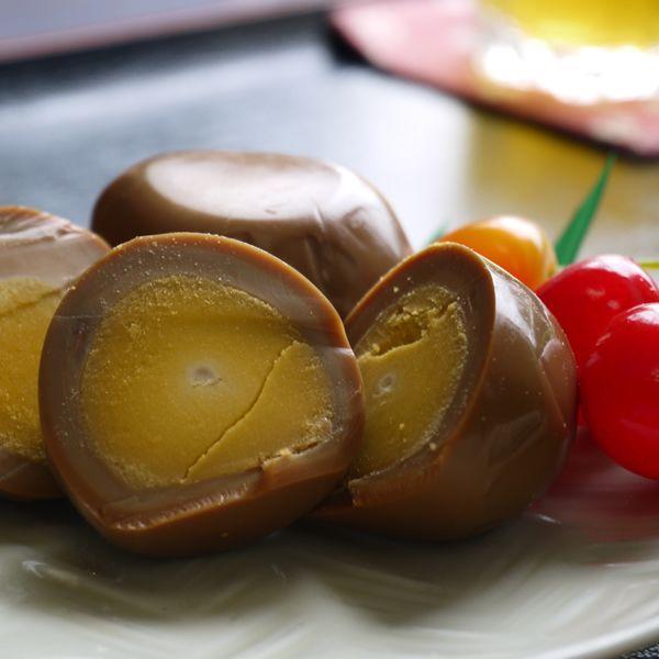 送料無料 味付け卵 スグ卵(すぐらん) 3個×10袋セット 非常用食品 防災、セキュリティ 非常食 保存食 備蓄 防災 【常温便】|ajinoumebachi|02