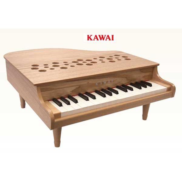 【カワイ】ミニピアノ P-32 【1164】(ナチュラル)(屋根が開かないタイプ)河合楽器製作所【プレゼント】