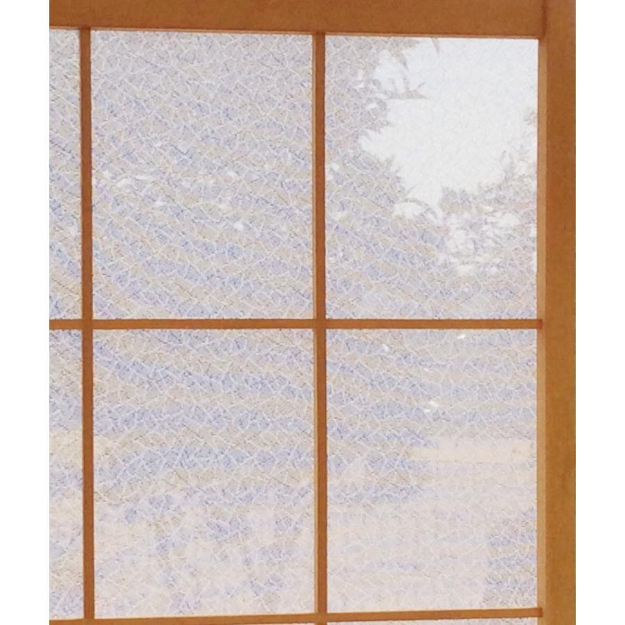 幅狭・4枚貼れるワイドサイズ  150cm(幅)×200cm(高さ)2枚入り(幅)70cm×200cm(高さ)障子4枚貼れます  akagilace-poster