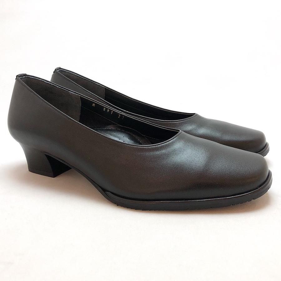 フォーマルパンプス はっ水 レイン対応 4E 冠婚葬祭 就活 入学式 卒業式 オフィス パンプス 靴 89bl801|akai-kutsu