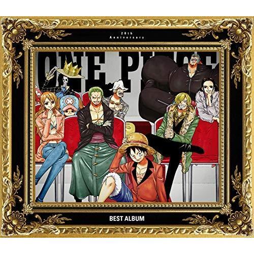 【合わせ買い不可/取寄】 ONE PIECE 20th Anniversary BEST ALBUM (初回限定豪華版) CD (|akaikumasan