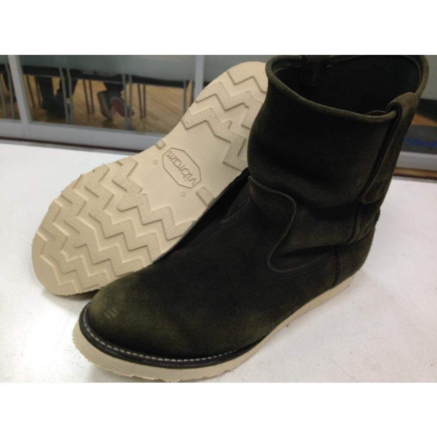 vibramソール4014白 張り替え靴修理|akakutsu|08