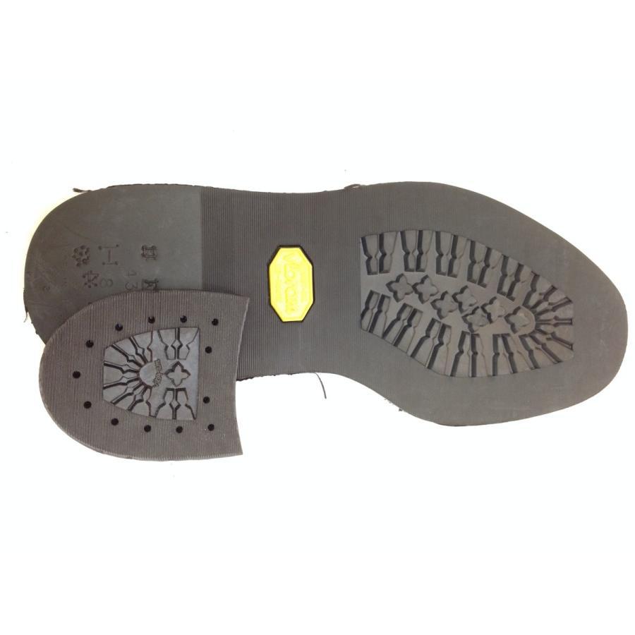 ソール交換 redwing等 vibram430ソール&ヒール交換(底縫い込み)|akakutsu|03