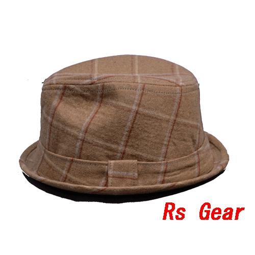 NEWYORK HAT #5535 PLAID SHORTY|akamonbrother-rsgear