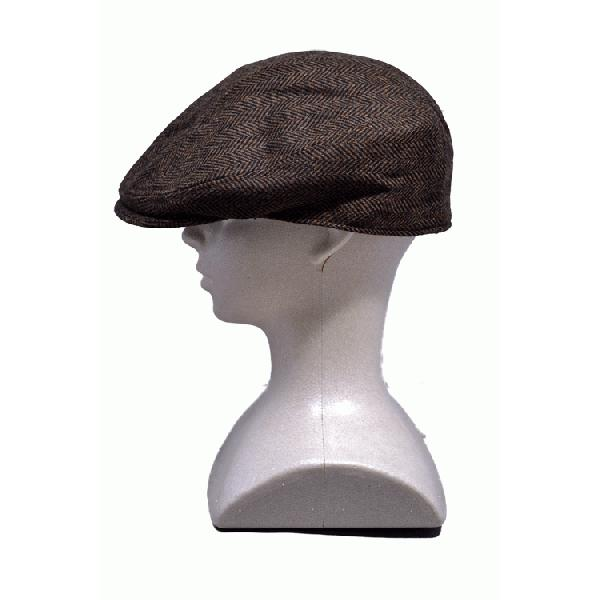 NEWYORK HAT #9333 HERRINGBONE 1900 akamonbrother-rsgear 03