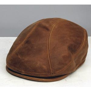 NEWYORK HAT #9214 VINTAGE LEATHER 1900|akamonbrother-rsgear