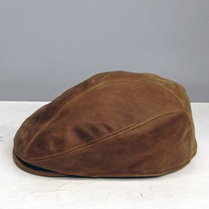 NEWYORK HAT #9214 VINTAGE LEATHER 1900|akamonbrother-rsgear|02