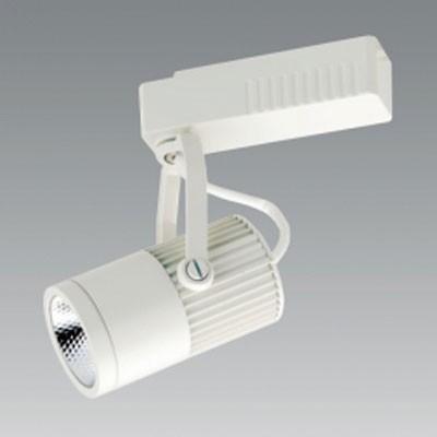 ユニティ LEDスポットライト 12Vハロゲン50W相当 3000K 中角 調光可能 ホワイト ホワイト レール取付専用 USL-5151MW-30