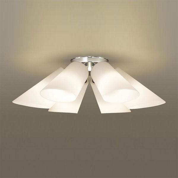 パナソニック LEDシャンデリア 〜6畳用 〜6畳用 白熱球40W×6灯相当 電球色 LGB57602K