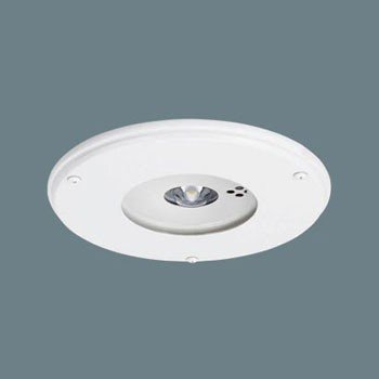 パナソニック LED非常灯 クリーンルーム向け 埋込型 Φ175 低天井用 〜3m NNFB91815J