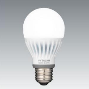 日立 LED電球 一般電球形 60W形相当 電球色 口金E26 広配光タイプ 調光器対応 10個セット LDA9L-G/D/60C-10SET