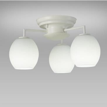 NEC LEDシャンデリア 小形電球50W形相当×3灯 小形電球50W形相当×3灯 昼白色 SXZ-LE173701N